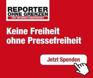 Reporter ohne Grenzen