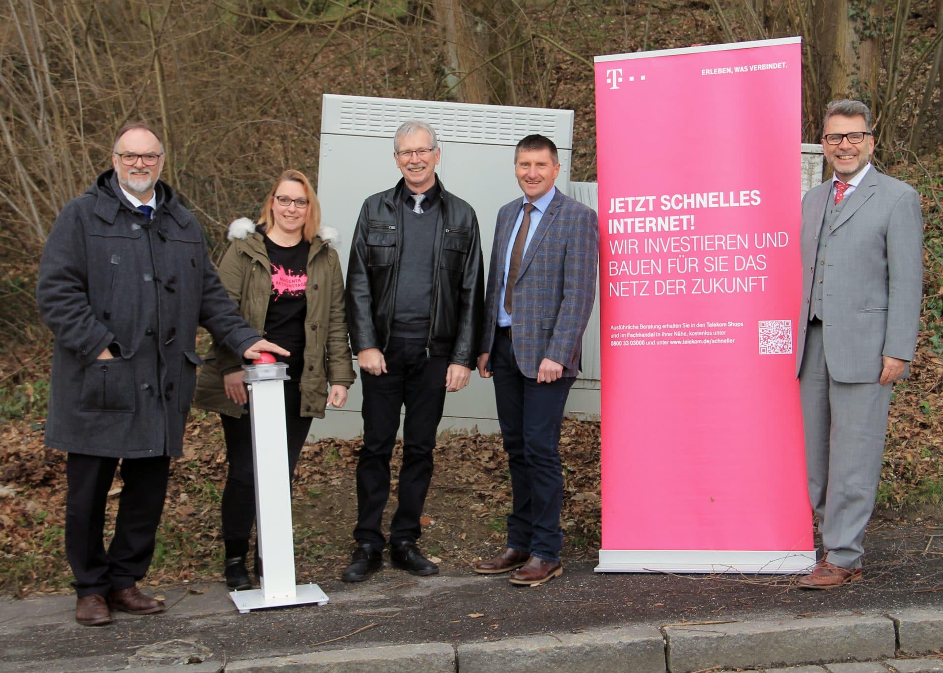 Telekom Hat In Passau Das Breitbandnetz Ausgebaut Innside
